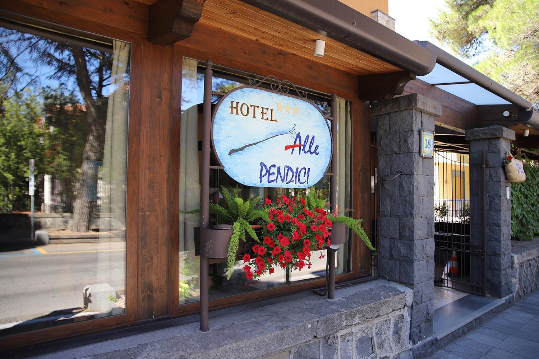hotel nicolosi